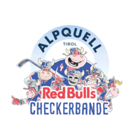 LOGO ALPQUELL Checkerbande